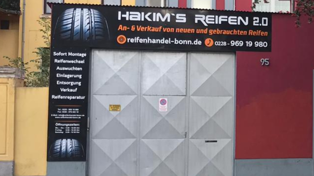 Reifenhandel Hakim Team
