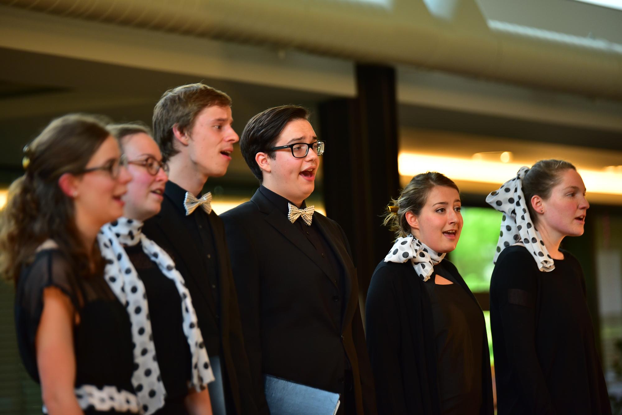 A cappella Gruppe Acappellati