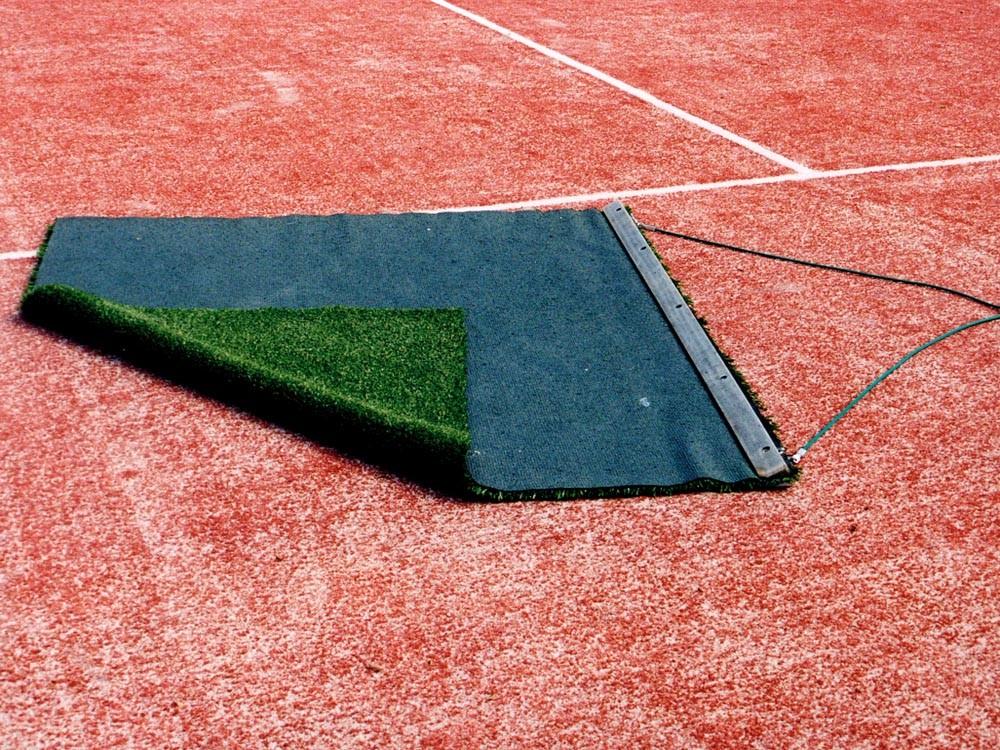 abziehmatten schleppnetze gotec sportanlagenbau tennis fussball. Black Bedroom Furniture Sets. Home Design Ideas