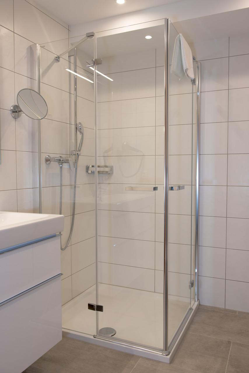 Ferienwohnung-Dusche
