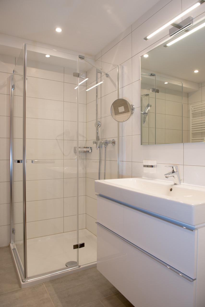 Ferienwohnung-Badezimmer