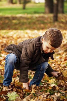 vacances d'automne à Vassivière
