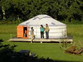 yurt to rent
