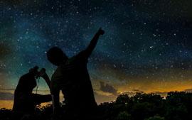 millevaches réserve de ciel étoilé