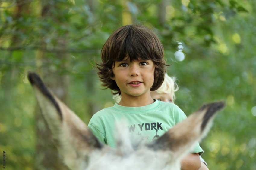 vacances en famille à la ferme / M Turin © CRT LIMOUSIN