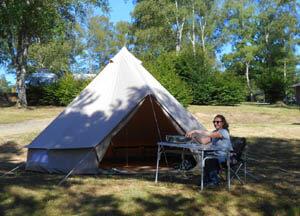 randonnée avec un âne : circuit du lac de vassivière (4 jours en Limousin)