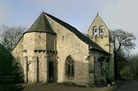 l'église de Tarnac