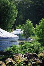 rent a yurt