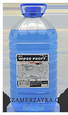 незамерзайка wiper proff