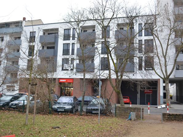 Penny Markt Mit Wohnungen Offenbach Mayrtragwerkes Webseite