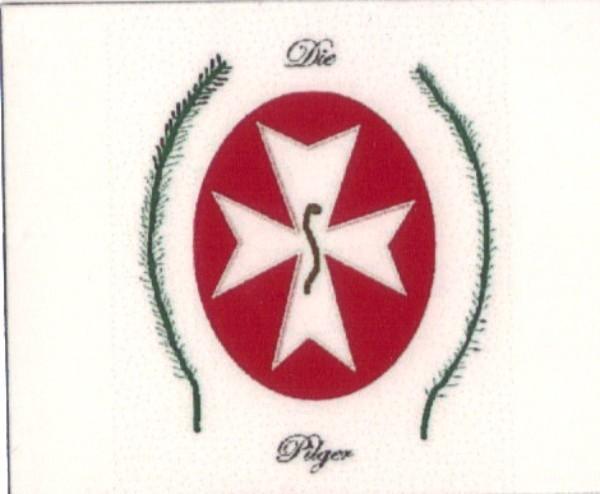 "Wappen: ""Die Pilger"""