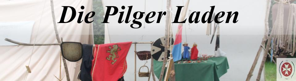 Banner: Die Pilger Laden