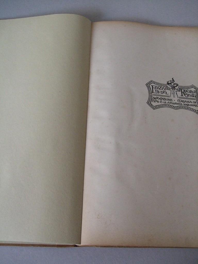 Risultato finale e ricostituzione del libro