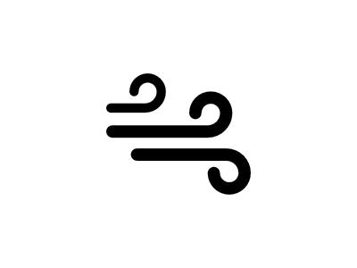 Luftbestattung Icon