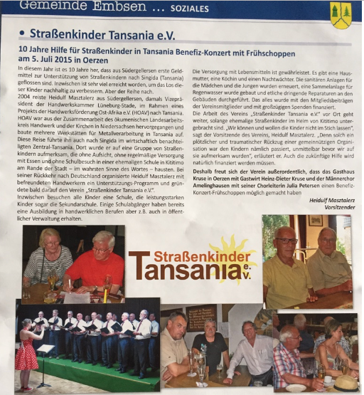 Gemeindeblatt der Samtgemeinde Ilmenau, S. 22