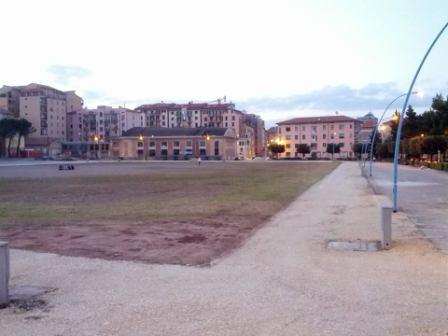 Foto di Peppe Baranello – Ex stadio Romagnoli