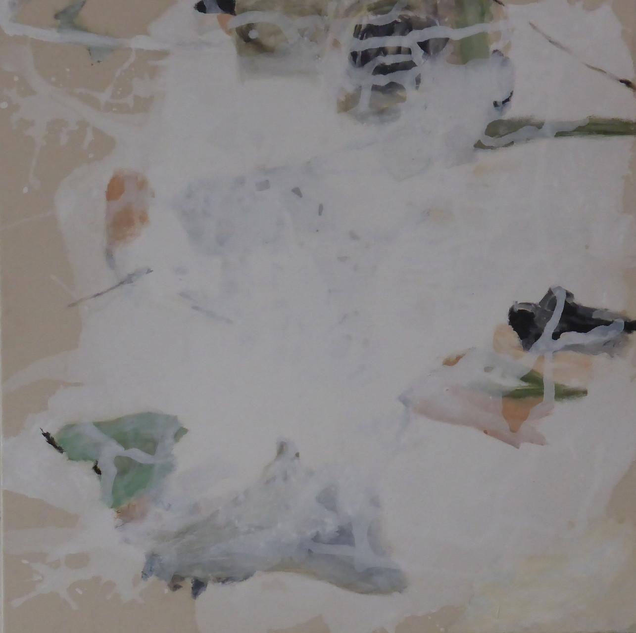 Hinter den Dingen IV, Acryl/Lwd., 80 x 80 cm, 2013