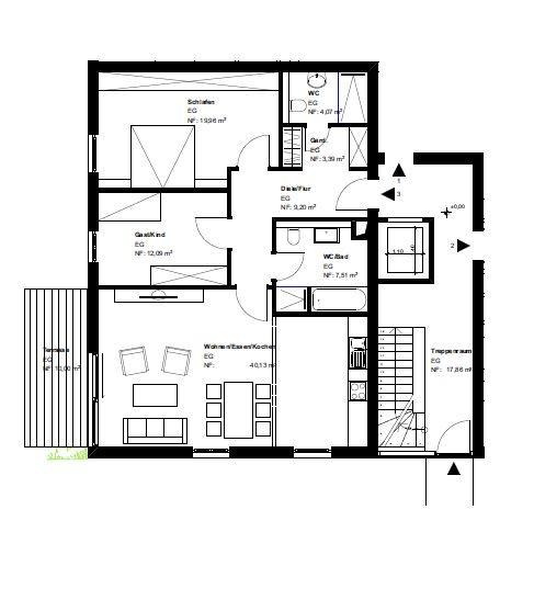 EG   101,35 m²