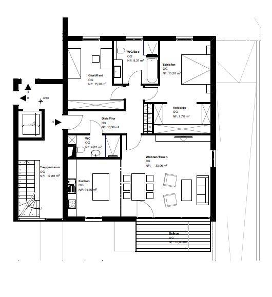 1.OG   114,68 m²