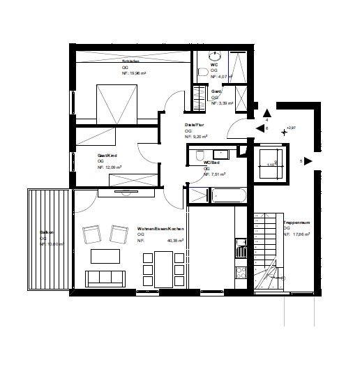 1.OG   101,57 m²