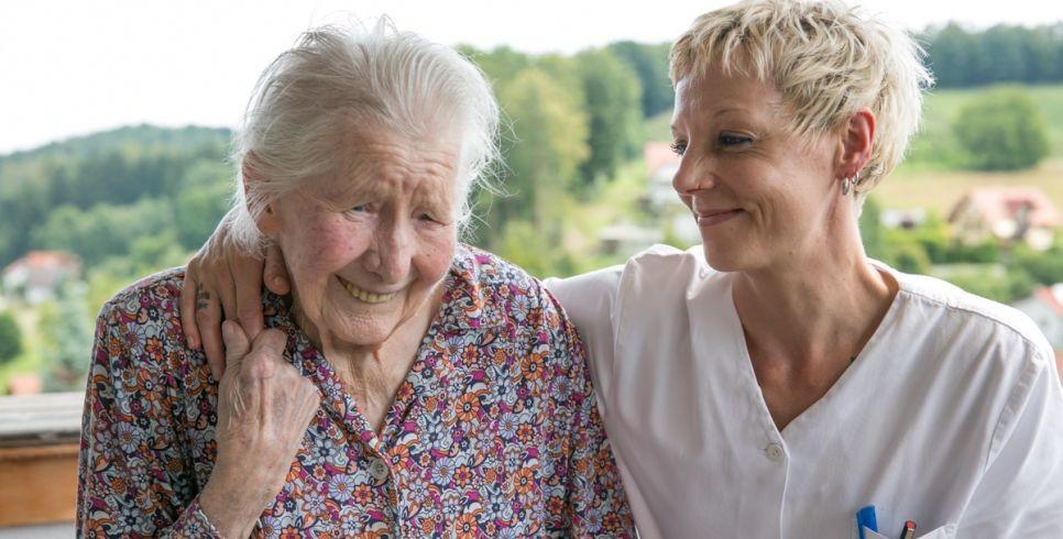 Fachpersonal Pflege Altenpfleger