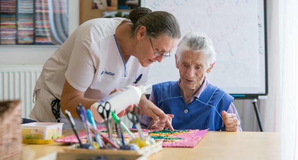 Pflegeheim Altenheim Pflege Freizeit
