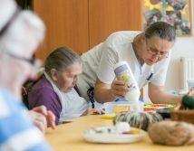 Altenpflege Kurzzeitplfege Langzeitpflege
