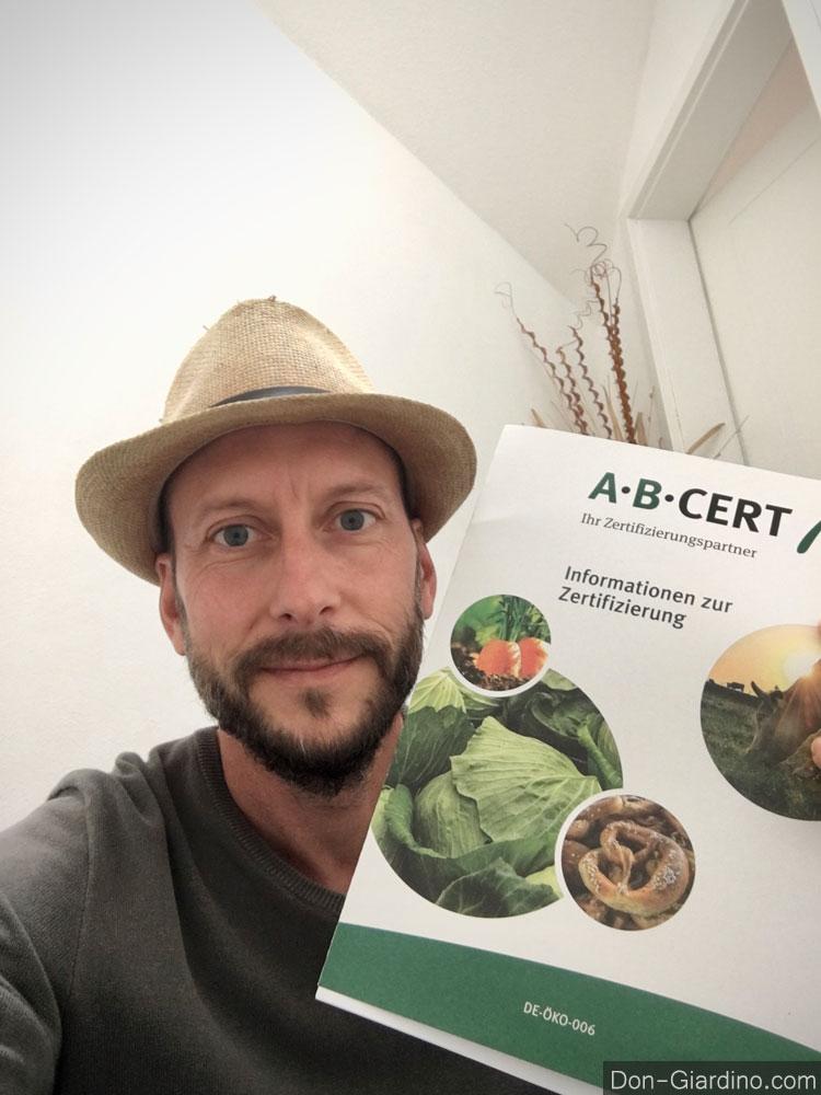 Gründung eines landwirtschaftlichen Betriebs für den Erhalt alter Gemüsesorten