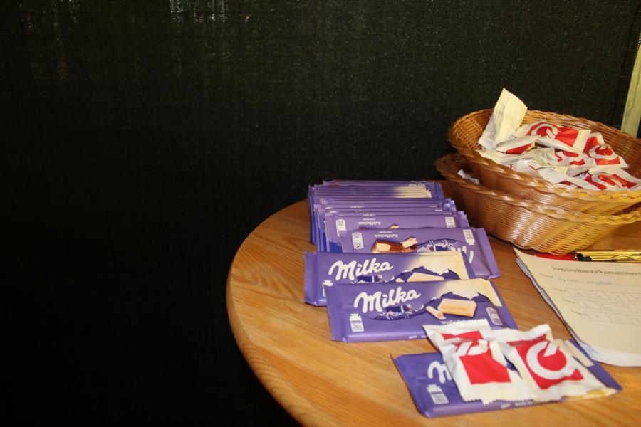Schokolade!!