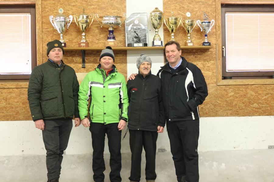 ESV Going - Resch Wast, Pletzer Hermann, Pixner Peter, Erber Hannes