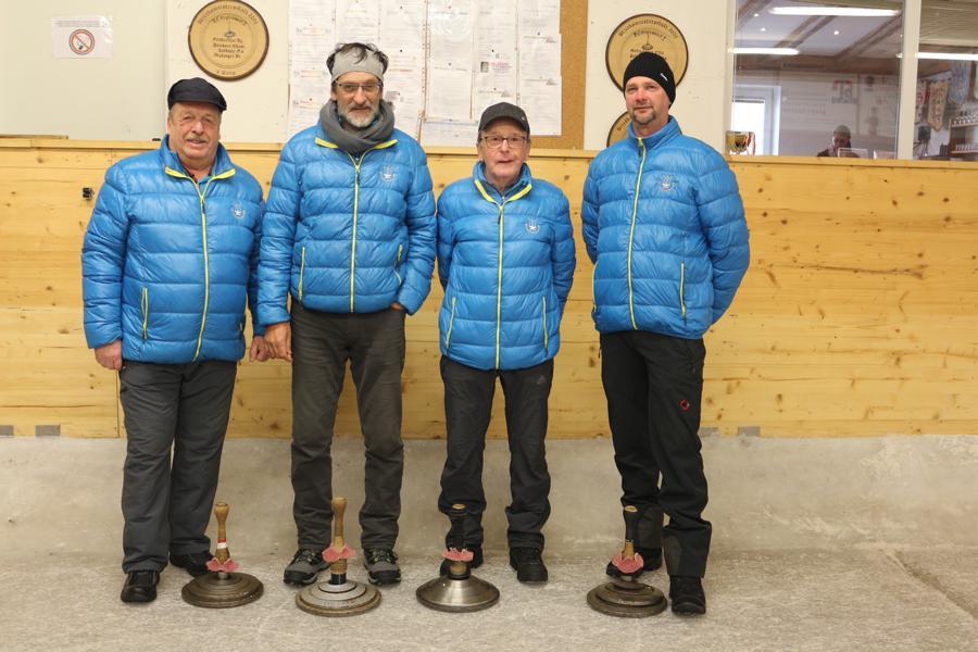 EV Fieberbrunn III - Schlemmer Anton, Huber Heinz, Gasteiger Bernd, Hirnsberger Christian