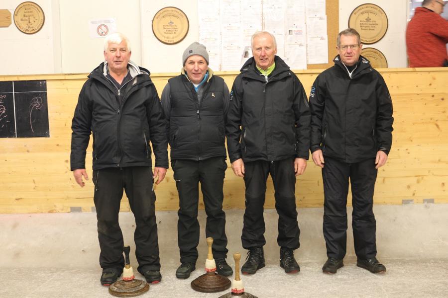 ESC Jochberg I - Schipflinger Felix, Mitterer-Egger Andreas, Landmann Sepp, Kreidl Walter