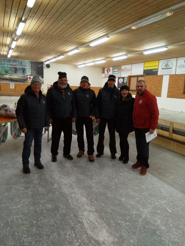 5. Platz: Rummlerhof - Kogler Markus, Steger Christian, Wörgötter Stefan, Lackner Michael