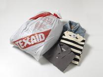 Sammelsack für Kleider