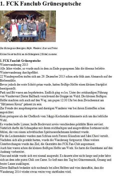 Blick ins Gränsteiner Land 23.01.2014