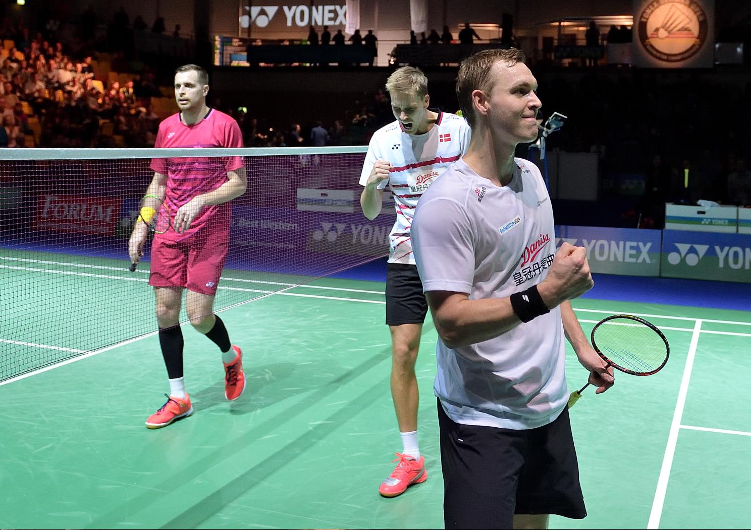 Die Sieger von 2015 ließen Vladimir Ivanov und Ivan Sozonov keine Chance