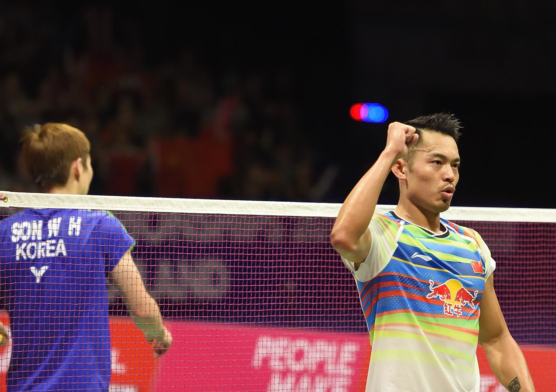 Der Chinese setzte sich gegen den Weltranglistenersten Son Wan Ho souverän durch und ist heißt auf Titel Nummer 6