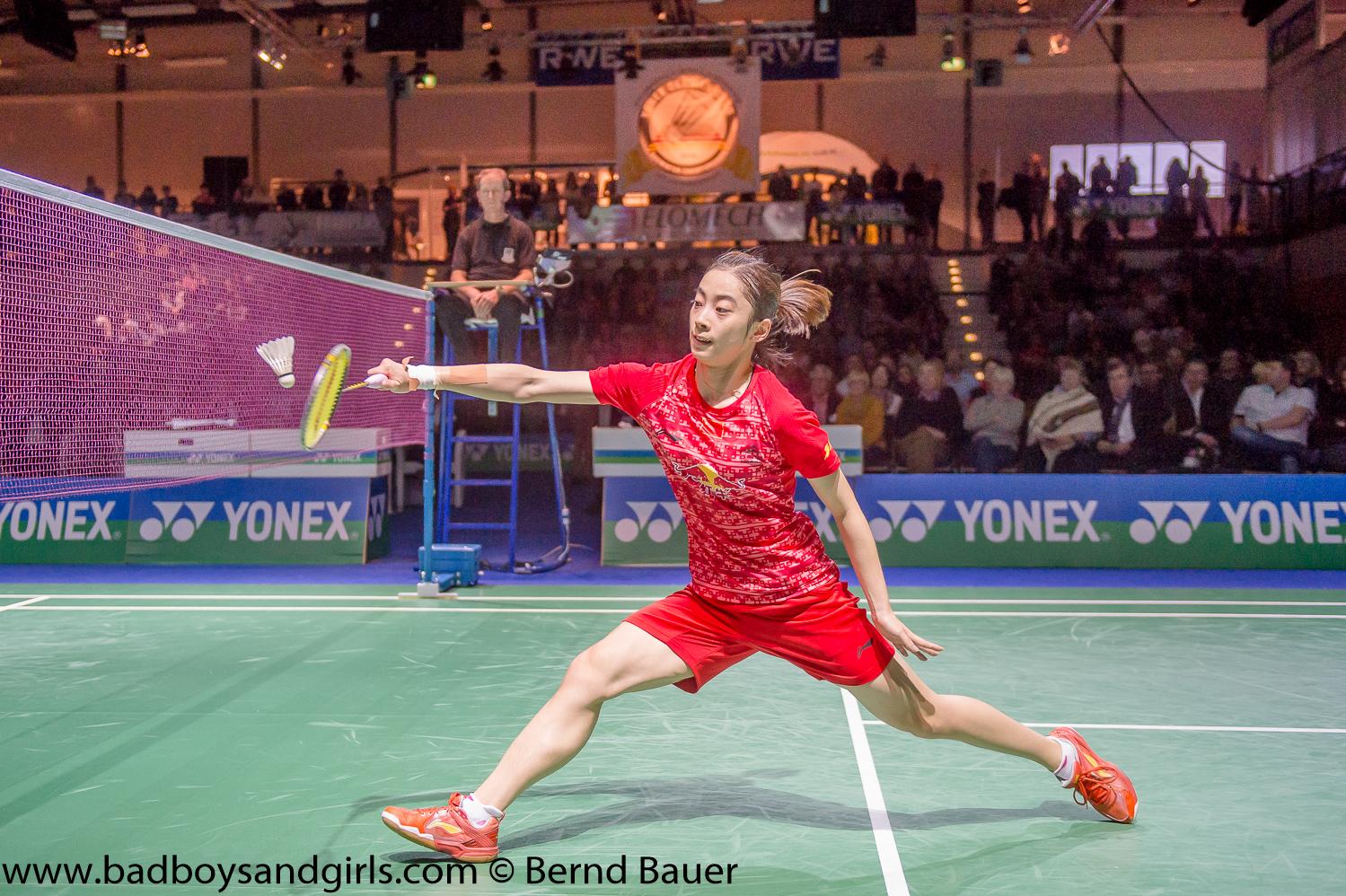 Badminton Olympia Live