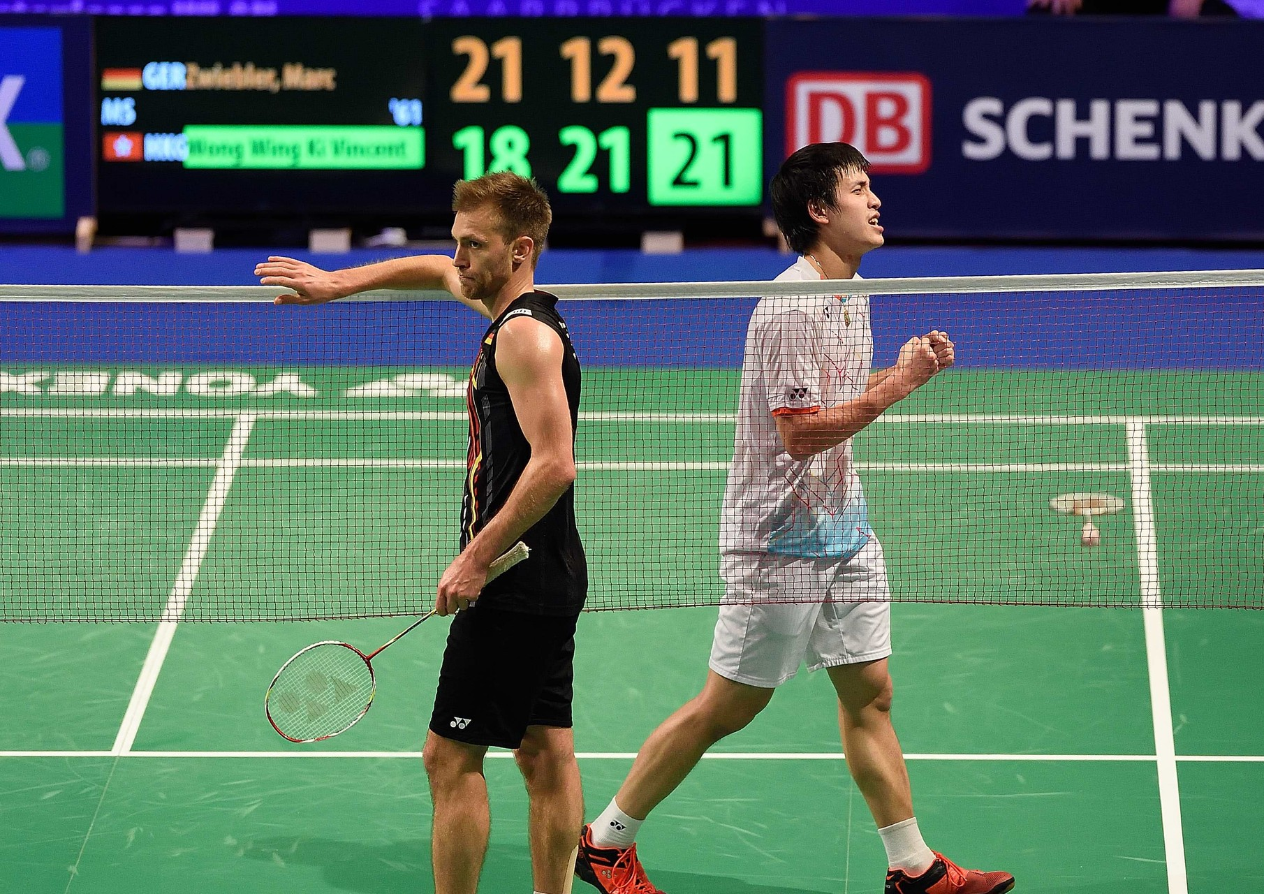 Das waren Bitburger Open 2015 Badminton News hautnah