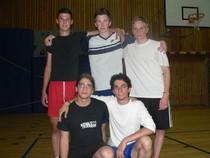Siegerteam Fussball Oberstufe
