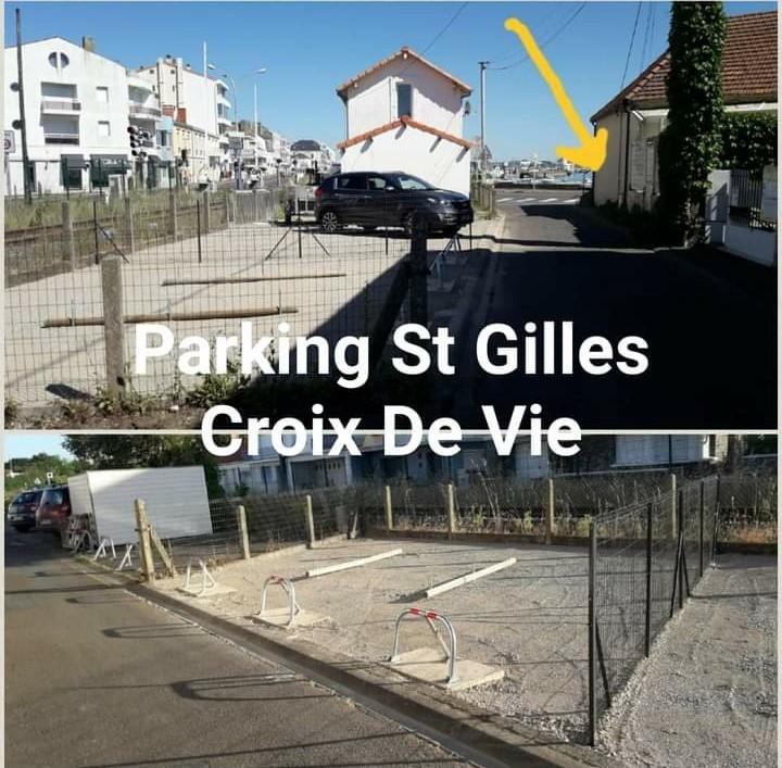 M. COULONNIER à Saint-Gilles Croix de Vie