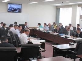 決算特別委員会の模様(9月16日)