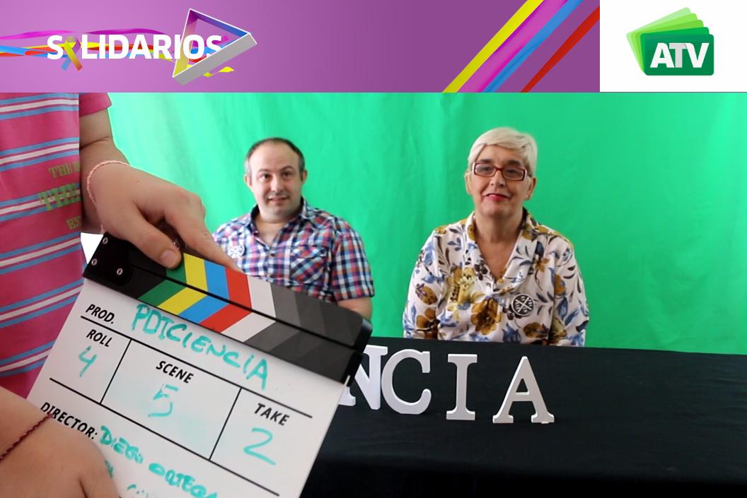 Reportaje de PDICIENCIA en Solidarios, de Canal Sur Televisión.