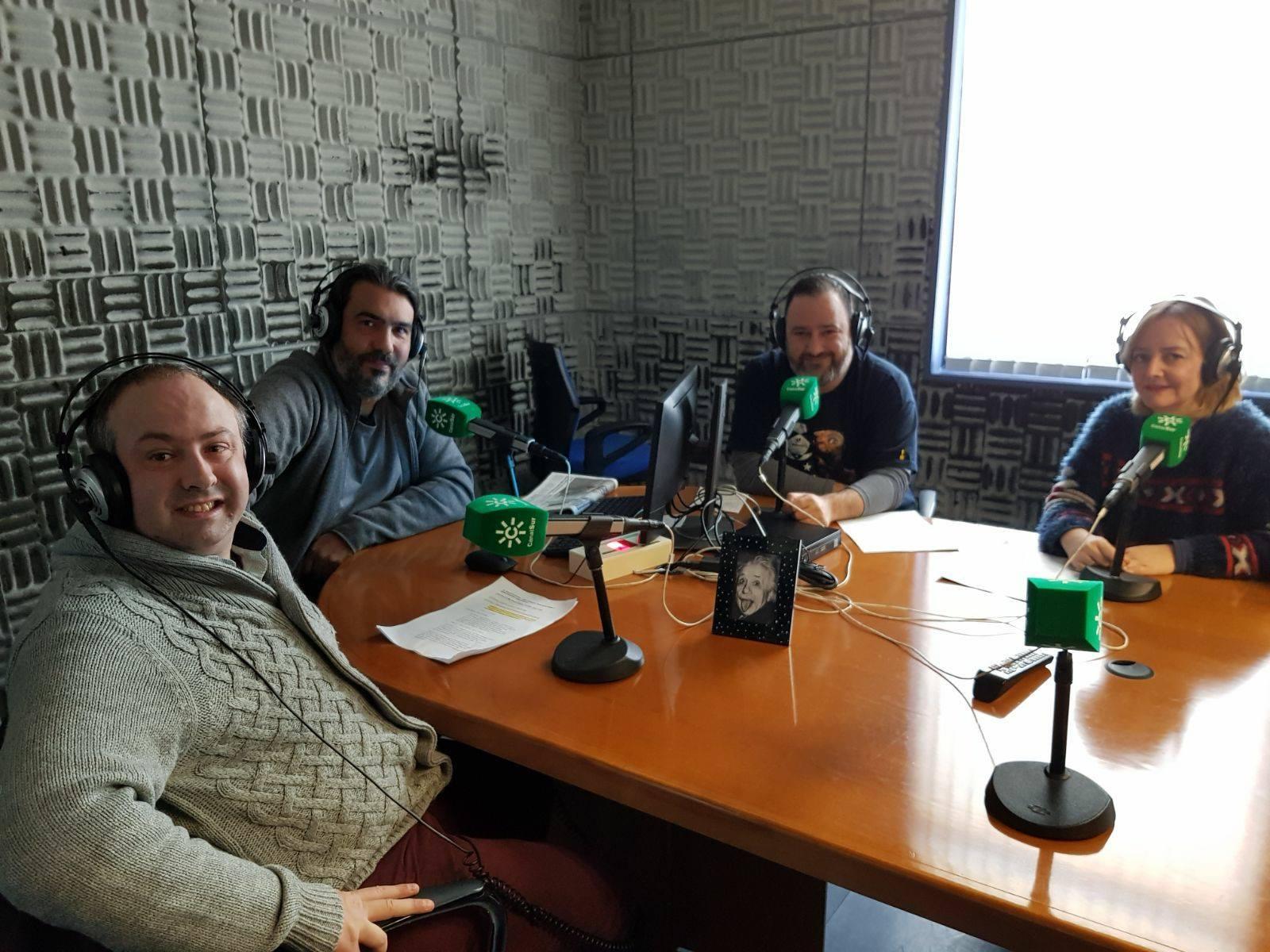Entrevista en El Radioscopio de Canal Sur Radio Andalucía Información