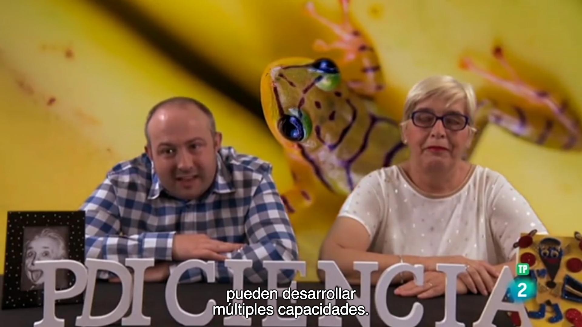 PDICIENCIA en la 2 de TVE.