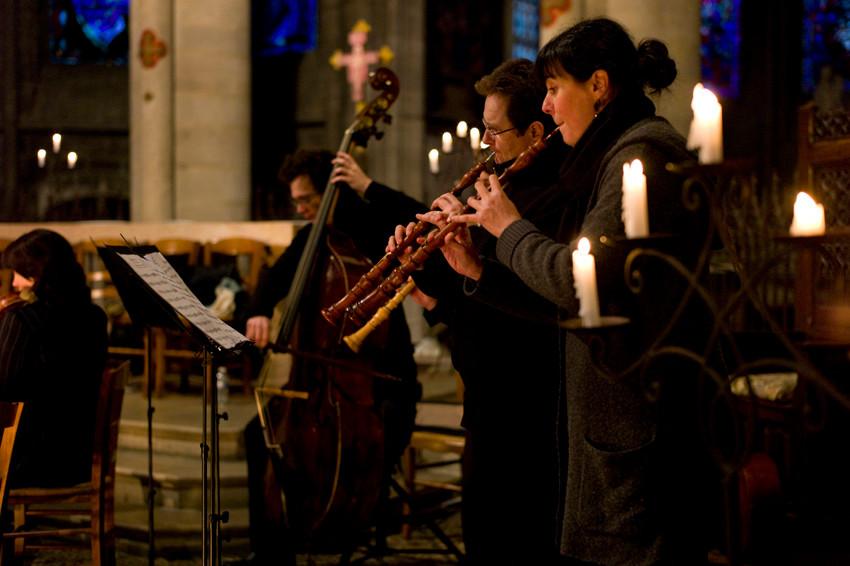 J-S Bach « entre mesure et démesure » - festival Frisson baroque 2011 - ©Julien Daniel/MYOP