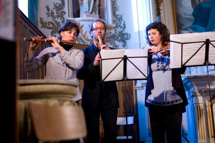 Mi palpita il cor - église Notre-Dame-de-Lesches - ©Julien Daniel/MYOP