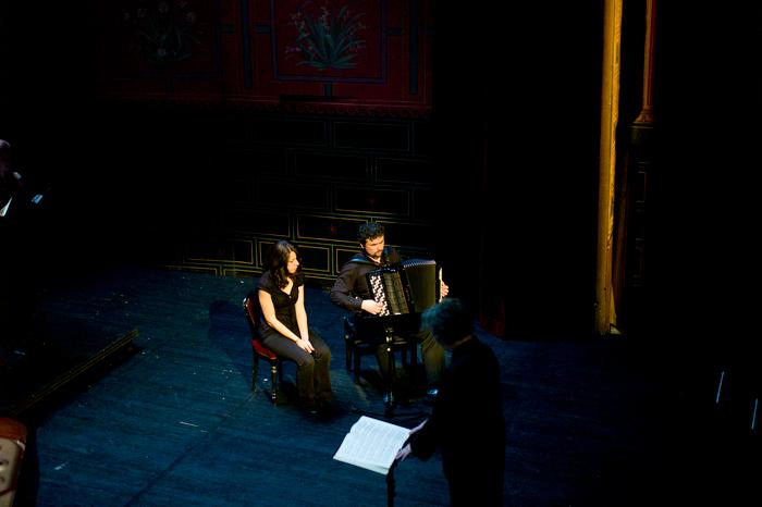 Petite messe solennelle de Rossini - 10 mars 2012 - ©Julien Daniel/MYOP