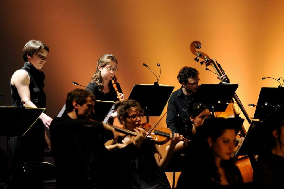 Messe en si - Festival Frisson baroque 2014 - ©Laurent Paillier