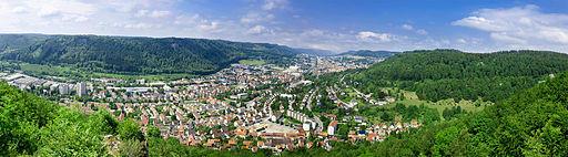 Albstadt-Ebingen  (Foto: Nic_Moe (Nic_moe), via Wikimedia Commons)